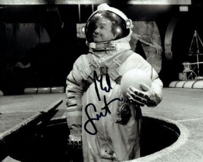 Mel Smith Signed Photo - Morons From Outer Space